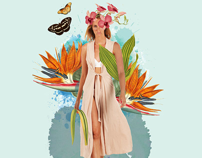 LAGUT - Fashion Collages