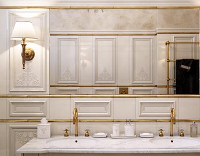 Private house / Master bathroom