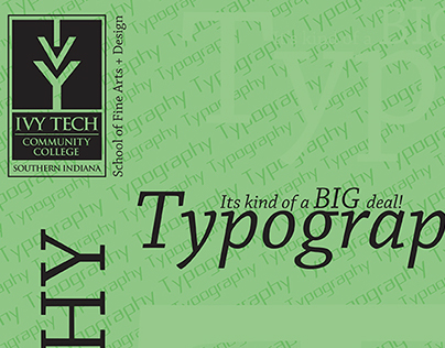 Display Type Typography