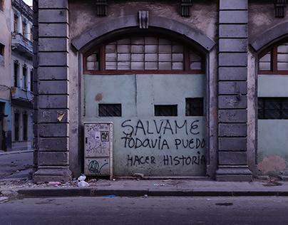 DELICIOUSLY DERELICT SERIES-Havana, Cuba - January 2020