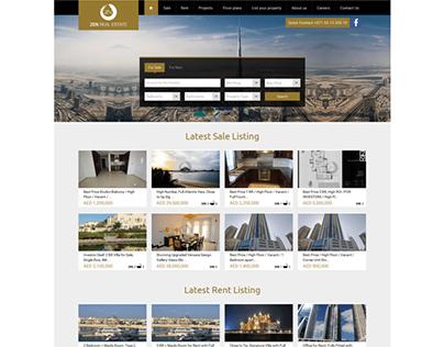 ZEN Real Estate By Redspider