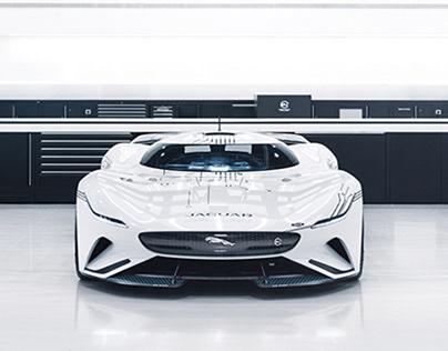 Jaguar GT Vision Concept