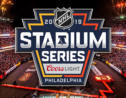 2019 NHL Stadium Series Event Brand