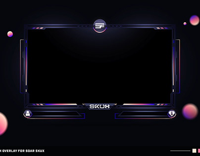 Facecame Overlay Designs