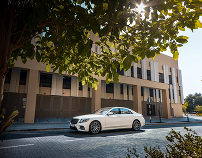 Mercedes-Benz Photo Shoot