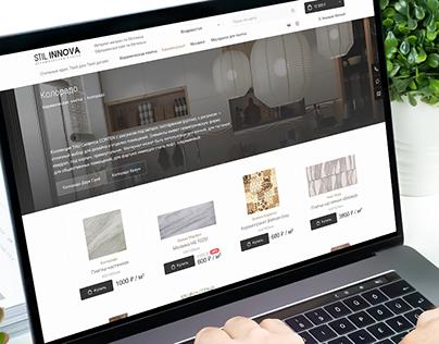 Still Innova –Ceramic tiles e-shop