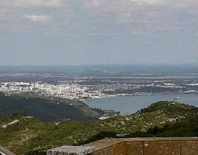 Lisboa/serra da Arrabida Portugal