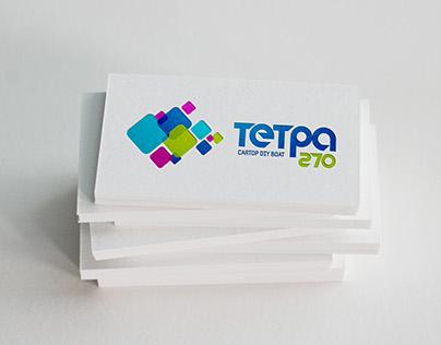 «Тетра» логотип