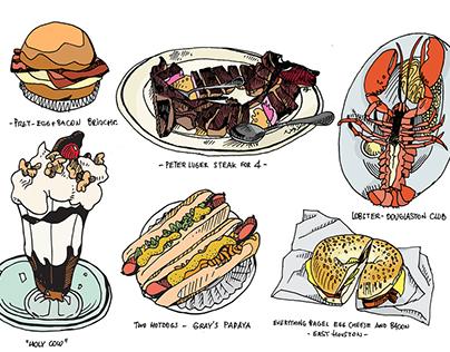 New York Food