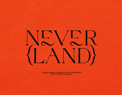 Neverland Display