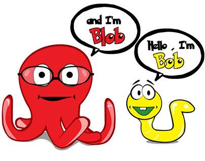 blob and bob
