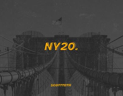 NY20 // Manhattan & Brooklyn