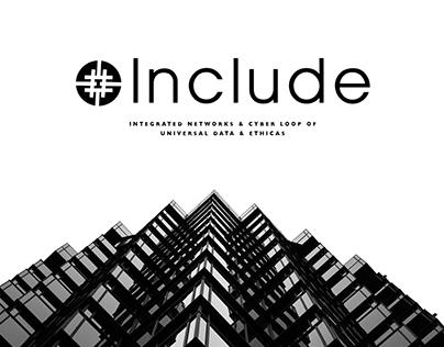 INCLUDE Logo & Brand Identity