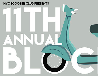 NYSC Scooter Rally & Block Party