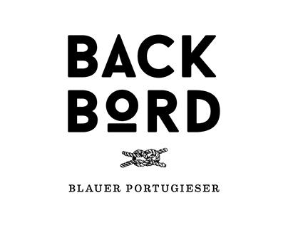 Backboard – Wine Label