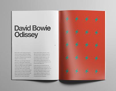 David Bowie Catalogue