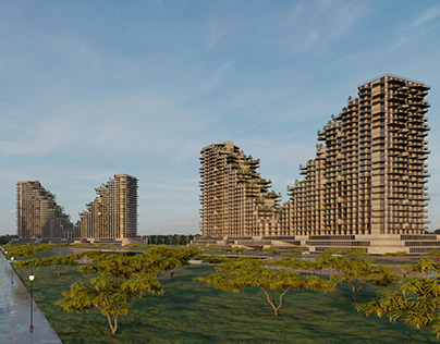High Rise Residential Complex