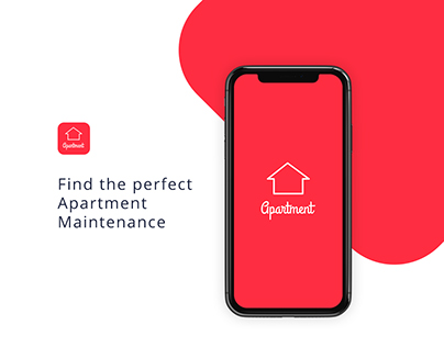 Apartment Maintenance App Ui Design