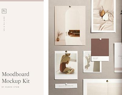 Moodboard Mockup Kit