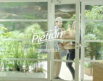 """Comercial de Marca Pietrán """"El vecino"""""""