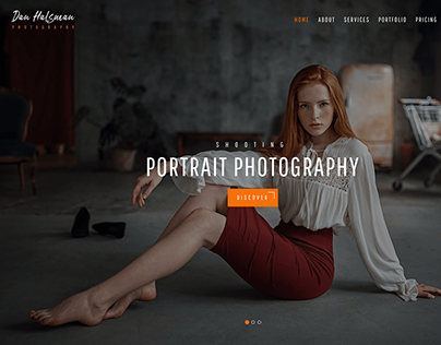 DAN – Creative Photography Portfolio