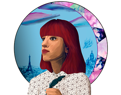 Marina's Illustration