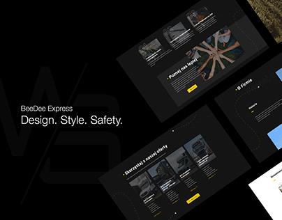 BeeDee / Strona WWW