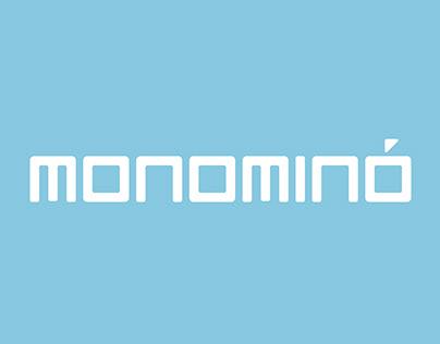 MONOMINÓ / Branding