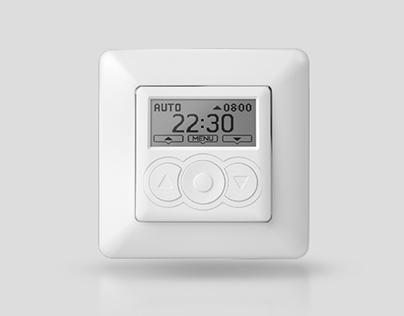 Smart Home shutter control