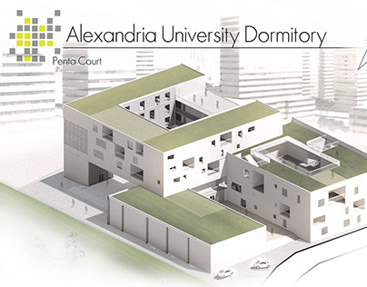 Penta Court - University Dormitory