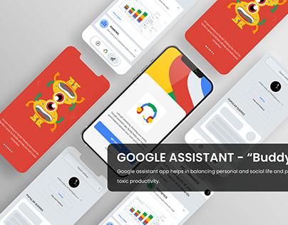 Buddy - Google Assistant app