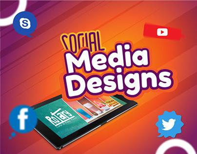 Social Media Ads| Vol. 01