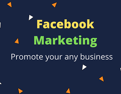 I will promote your business by facebook to a large aud