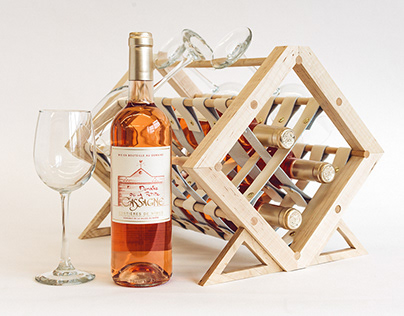 Product Design: Wine Rack