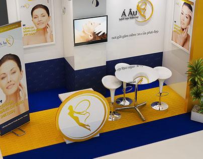 A Au beauty hosital interior design