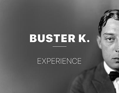 Buster Keaton Experience - Expérience digitale