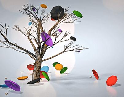 Winter Tree of Hope Identity | 2020