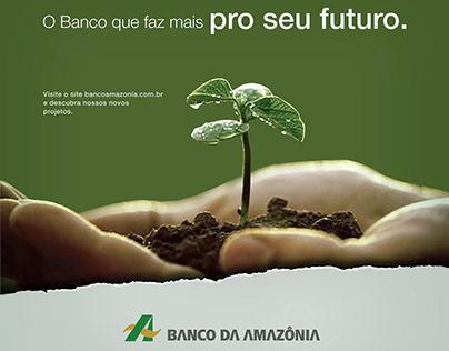 BASA . O BANCO PRO SEU FUTURO.