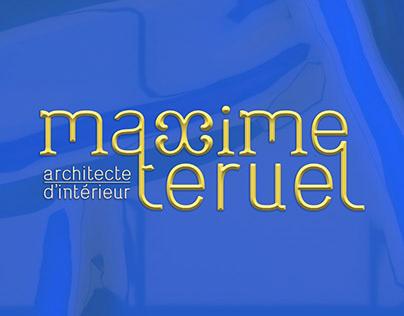 Maxime Teruel • Architecte d'intérieur