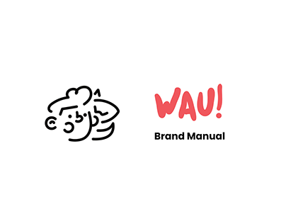 WAU! | Brand Guidelines