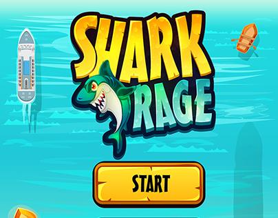 Shark Rage Small Game App