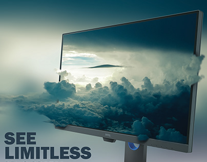 See Limitless - BenQ Europe Contest - october 2018