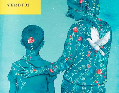 Ilustracion Revista Verbum