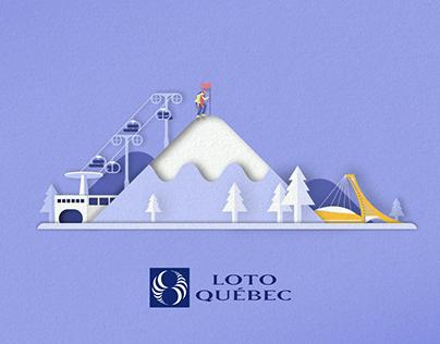 Loto Québec -Jeu Responsable