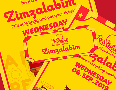 "The Reve Festival Day 1: ""Zimzalabim"" COVER ARTWORKS"