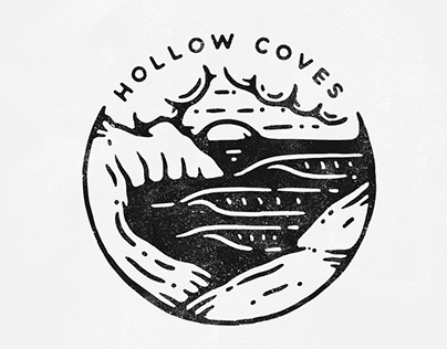 Hollow Coves - Apparel design