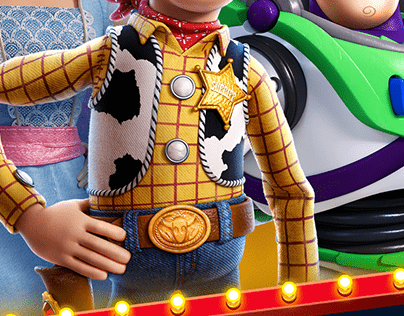 Disney/Pixar - Toy Story 4