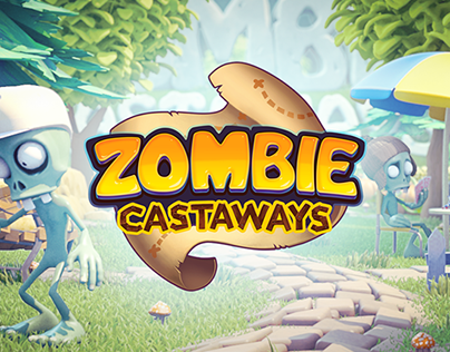 Zombie Castaways 2 I Promo Visuals