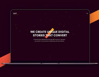 Social Horizon Marketing | Website Design and Branding