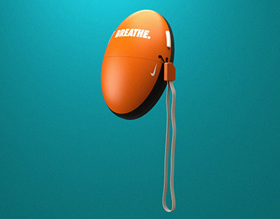 Nike Breathe - An anxiety kit for footballers